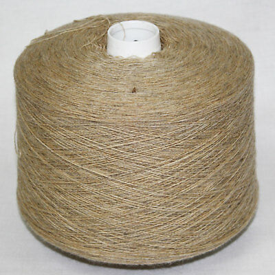 Shetland Weaving Yarn - Colour Natural - various cone weights
