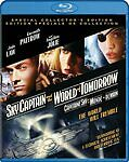 Sky Captain and the World of Tomorrow (Blu-ray Disc, 2010, Canadian)