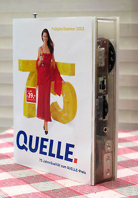 04e0768a145c1a Rarität! Quelle Katalog-Radio   Rarity! Radio in the design of Quelle  Cataloge