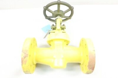 Bonney Forge L6-30 Manual 600 Steel Flanged 2in Globe Valve
