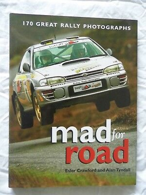 *RARE* Mad for Road by Esler Crawford & Alan Tyndall Rally Ireland Motorsport