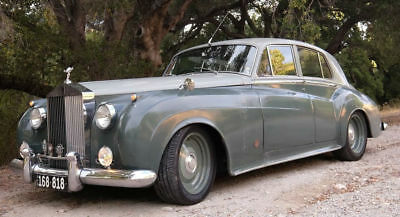Derelicts Rolls-Royce Silver Cloud ICON Hot Rod ..TRADITIONALISTS LOOK AWAY.....