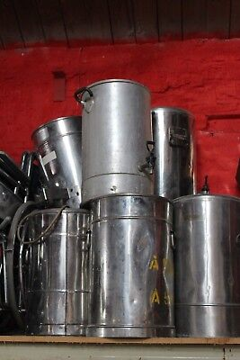 Job Lot 8 x Commercial sized Electric Hot Water/Tea Urns -  poor condition