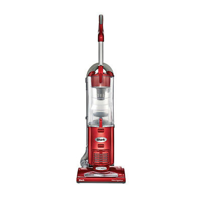 Shark Navigator Bagless Upright Vacuum Cleaner, Red (Certified Refurbished)