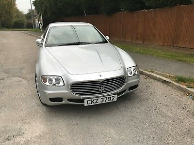 Maserati Quattroporte 4.2 Seq 4dr NEW CLUTCH, NEW REVERSE SWITCH, new tyres....