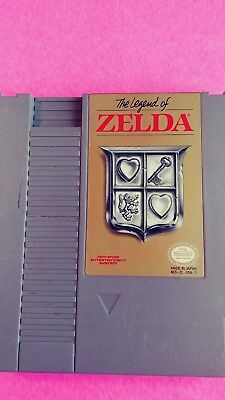 Nintendo The Legend of Zelda 1985 Cartridge Only UNTESTED