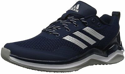 Adidas Boys Speed Trainer 3 K Fabric Low Top Lace Up Running Sneaker