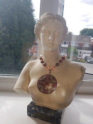 Chinese Necklace and Earring set