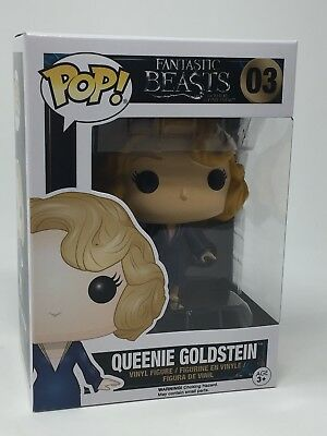 FUNKO POP 03  Fantastic Beasts  Queenie Goldstein
