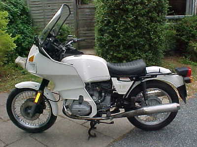 Bmw R80Tic (R80Rt) 1984 Ex Hertfordshire Police Wire Spoke Wheels Project Runner