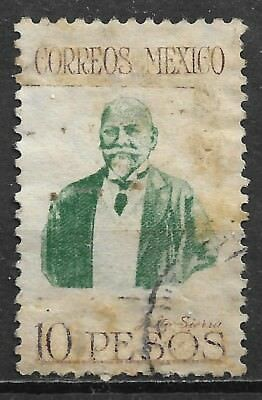 1947 MEXICO USED STAMP (Michel # 927) CV €36.00