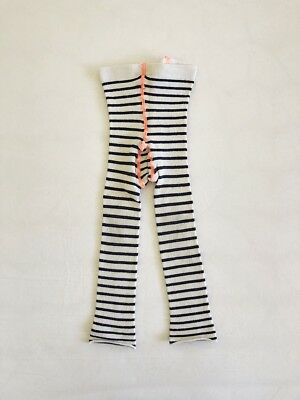 Hansel from basel navy striped leggings size 2-3 years