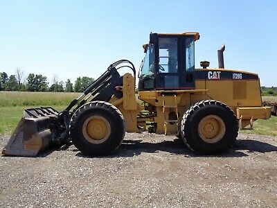 1998 Caterpillar IT28G Wheel Loader, Cab/Heat, Hydraulic Quick Coupler