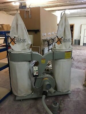 1.5KW  Wood dust collector saw dust extractor dust aspiration 240V Single Phase