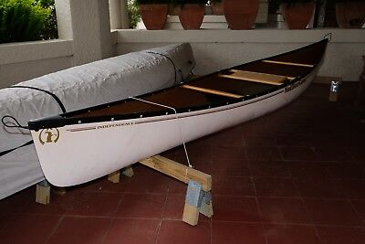 MAD RIVER INDEPENDENCE Solo Canoe Excellent Condition