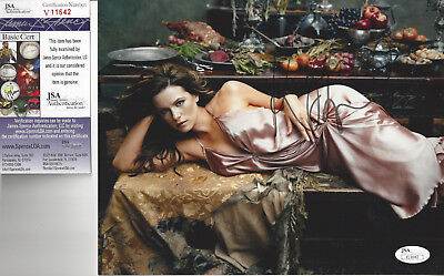 Actress Kate Beckinsale autographed 8x10 color photo  JSA Certified
