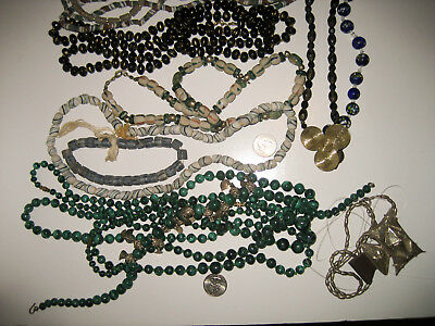 Antique Trade Beads and other items