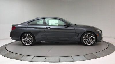 BMW 4 Series 430i 430i 4 Series New 2 dr Coupe Automatic Gasoline 2.0L 4 Cyl Mineral Grey Metallic