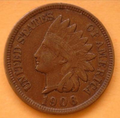 1906 Indian Head Penny   ***Special*** (IHP06a20181)