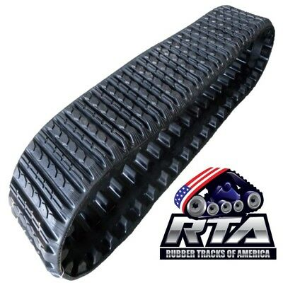 One Rubber Track Fits CAT 247 247B 257 257B 247B2 247B3 257B2 257B3 15X4X42