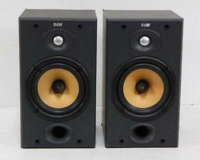 Bowers Wilkins BW DM 601 S2 Loudspeaker BookShelf Speakers
