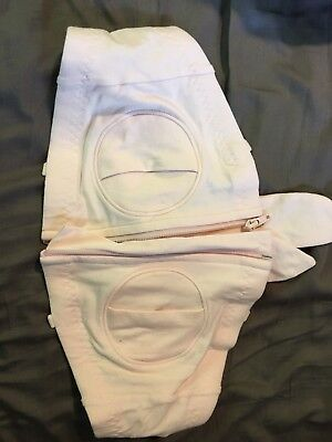 Simple Wishes Hands Breastpump Bra - XS to L