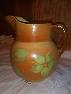 Watt Pottery Silhouette #16 USA  Vintage Small Pitcher Rare