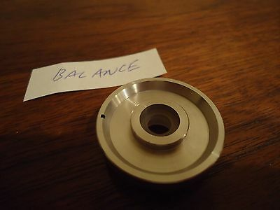 Sansui 9090 Stereo Receiver Parting Out Balance Knob Nice - Hard to Find