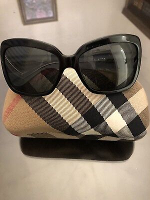 Burberry Sunglasses  Black Be4074