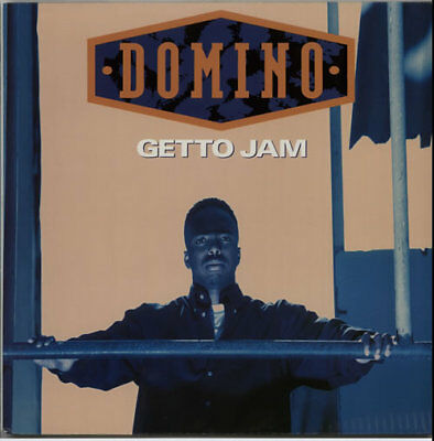 "Domino Ghetto Jam UK 12"" vinyl single record (Maxi) 6600406 OUTBURST 1993"
