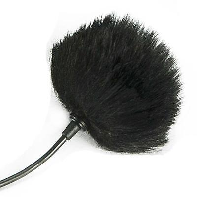 Furry Microphone Windscreen for  Saramonic UwMic9 UwMic10-TM-D11-B01