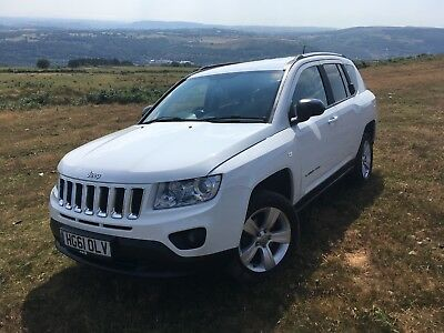 Jeep Compass Sport Plus 2.2 CRD 2WD 2011