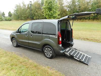 2014 Peugeot Partner Tepee 1.6 VTi Petrol WHEELCHAIR ACCESSIBLE ADAPTED VEHICLE