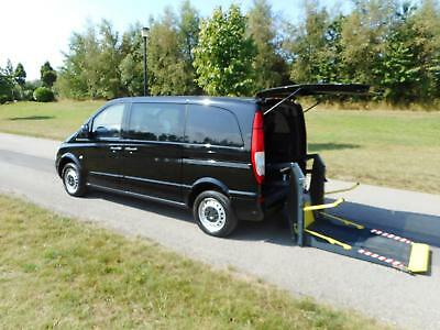 2009 Mercedes-Benz Vito 2.1 CDI Automatic WHEELCHAIR ACCESSIBLE VEHICLE WAV