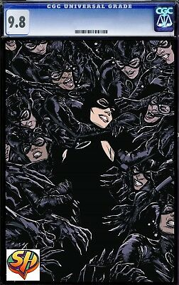 Catwoman 2 Jones Cover A CGC 9.8  *fast tracked*