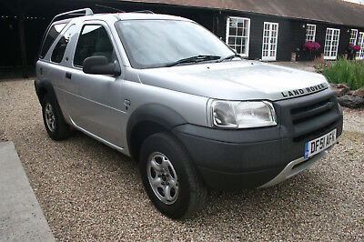 land rover freelander td4 low mileage mot march 2019  only 54000 miles clean