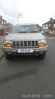1998 Jeep Grand Cherokee Orvis A (SPARES OR REPAIRS)