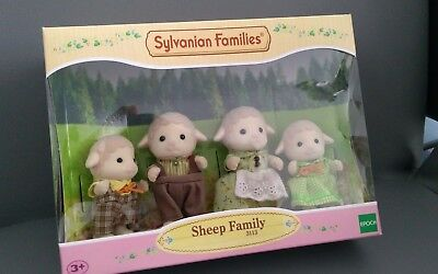 Sylvanian Families 3113 - Sheep Family - Schaf Familie