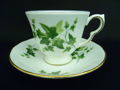 Royal Vale Pattern Number 8680 Tea Cups And Saucers