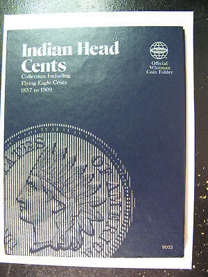 Usa Indian Head Cent Collection In Used Folder, 28 Different Dates, Nice Start !