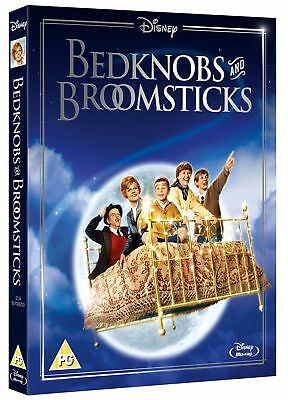 Bedknobs and Broomsticks [Blu-ray]