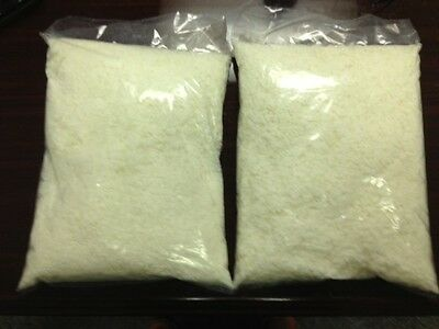 100% SOY WAX FLAKES-AAK Soy-120 -20 lbs-FREE SHIPPING