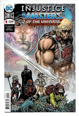 Injustice vs Masters of the Universe #1 (DC, 2018) NM