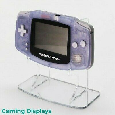 Game Boy Advance Console Stand, Nintendo, Retro, Gaming Displays, Collection