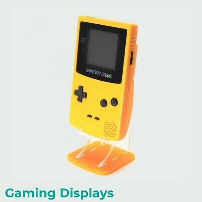 Game Boy Color Console Stand, Nintendo, Retro, Gaming Displays, Collection