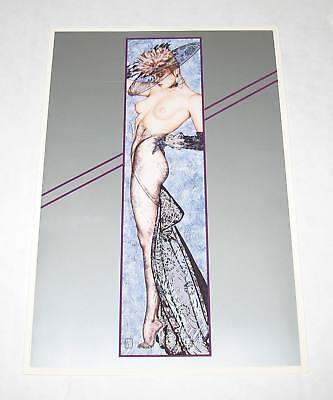 Rare Playboy Mansion Party Hugh Hefner Personal Invitation 1986 Midsummer