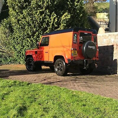 land rover defender 90 300 tdi