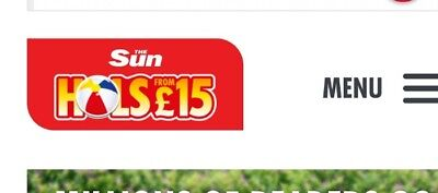 The Sun Holidays Codes £9.50 ALL 10 CODE WORDS Online Booking