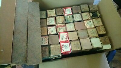 QRS Word Roll Lot 40 ORIGINAL Player Piano Scrolls