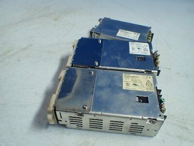 3 Assorted Omron Power Supplies S8Ps-05024 Cd, S8Jx-G10024Cd, S8Jx-N10024Cd